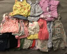 24/2t Girls Clothing Lot Over 30 Items Summer Bathing Suit Birthday Outfit