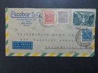 Brazil 1947 Airmail Cover to USA - Z8440