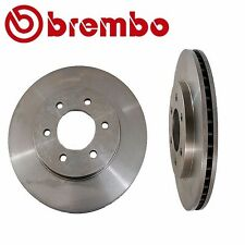 2 Brembo Front Brake Disc Rotor Set Pair for Ford Expedition Lincoln Navigator