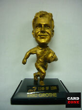 *2008 Select NRL LIMITED EDITION GOLD FIGURINE NO.30 Eric Grothe (Eels)