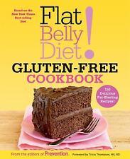 Flat Belly Diet! Gluten-Free Cookbook : 150 Delicious Fat-Blasting Recipes!