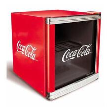 Husky Coolcube CocaCola Flaschenkühlbox EEK: A+ Mini Kühlschrank Glastür