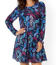Monsoon Gilly Print Dress Size 16 BNWT