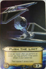 X-Wing Miniatures Push the Limit FFG Alt Art promo Elite Pilot Spring 2015 EPT