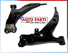 NEW TOYOTA COROLLA LOWER CONTROL ARMS RIGHT & LEFT 1993 94 1995 With Bushings