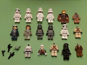 Lego Star Wars figures job lot bundle