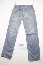 Levis 631 work pant jeans usato (Cod.U626) Tg.43 W29 L34 boyfriend uomo