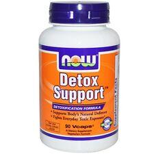 Desintoxicación soporte, 90 Vcaps-Now Foods, envío al día siguiente
