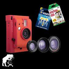 Immagine immediatamente fotocamera LOMO instant & lenses Marrakesh + 20 Instax foto + 4 batterie