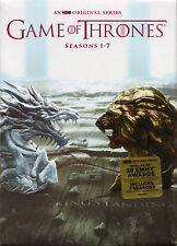 Game of Thrones: The Complete Seasons 1-7 (DVD, 2017) New Sealed