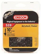 Oregon 10-Inch Semi Chisel Chain Saw Chain Fits McCulloch S39