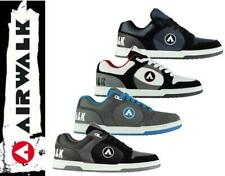 New Airwalk Throttle Mens Lace Up Shoes  UK 7 - 13  Skateboard sneaker trainers