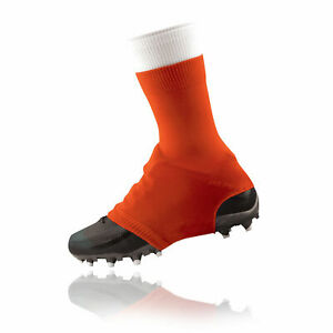 Southern Sports Razur Football Soccer Spats Crew Length Sock Wraps, Cleat Covers