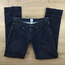 Sass & Bide Nile Cruisers Wide Leg Slouch Mid Rise Size 28 Women's Jeans (CI13)