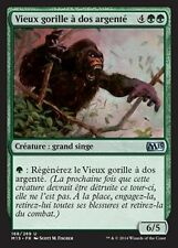 vieux gorille a dos argentée X1 PREMIUM U MAGIC 2015 VF