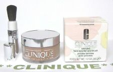 "CLINIQUE Blended Face Power in ""10 TRANSPARENCY BRONZE"" w/ Brush BNIB Full Size"
