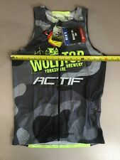 Pactimo Ascent Tri Top Mens Triathlon Size Medium M (6910-63)