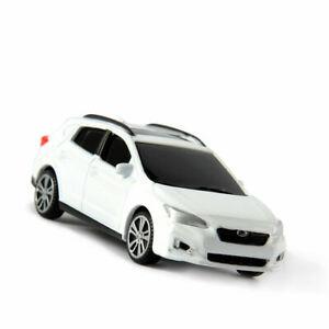 TOMICA 1/64 SUBARU Impreza 5-Door Sport White Diecast Car Model Alloy Vehicles