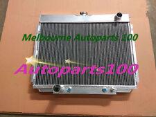 For 1967-1970 Ford Mustang / Mercury Cougar/XR7/Torino 68-69 Aluminum Radiator
