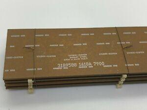 HO Scale Loads - 11220B - Stack of Steel Plates - Hardox 500