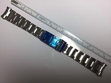 SOLID 20MM S/S OYSTER BAND BRACELET FOR ROLEX SUBMARINER 20MM FLIP LOCK