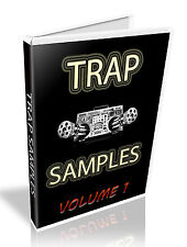 TRAP SAMPLE COLLECTION - NATIVE INSTRUMENTS KONTAKT- KOMPLETE- MASCHINE- TRAKTOR
