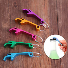 1pc Metal Bottle Opener Tool Key Ring Keychain Bierbar Claw