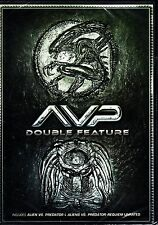 AVP (ALIEN VS PREDATOR) DOUBLE FEATURE REQUIEM 2 DISC DVD  R1