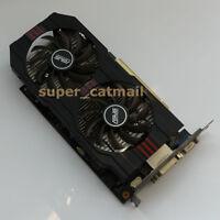 ASUS NVIDIA GeForce GTX 750 Ti 2 GB Video Card GTX750TI-OC-2GD5 GDDR5 128Bit 2GB