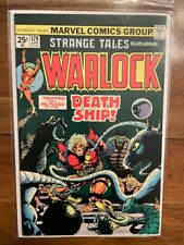 Strange Tales 179 High Grade First Appearance 1975