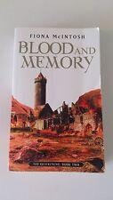 Fiona McIntosh - Blood and Memory. (Anglais)
