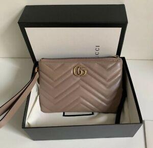 GUCCI GG Marmont Clutch Wallet - Excellent Condition #Authentic