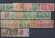 Portugal Angra Congo Lot de timbres