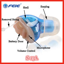 Invisible Hearing Aids Digital Amplified Voice To Help The Hearing Feie  S-13A