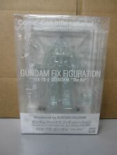 Gundam Fix Figuration RX-78 Version Ka Clear