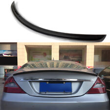 Front Bumper spoiler skirt valance For Mercedes CLS 219 CLS55 AMG CLS 2004-2010