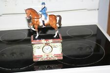fitz and floyd classic horse rider