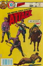 Attack (4th Series) #36 FN; Charlton | save on shipping - details inside