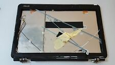 Asus K51 series top lid cover lcd, bezel, hinges, hinge covers, cables complete