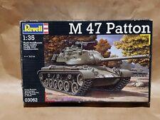 Maquette Char Revell M47 Patton N°03062 niveau 5 skill  Neuf ech: 1/35