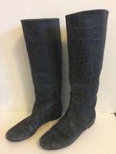 7d9dc1fa78ddfe Bottes et bottines grises pour femme | Achetez sur eBay