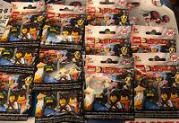 1x LEGO 71019 Minifigures The Ninjago Movie Sealed Random Blind Pack one Bag