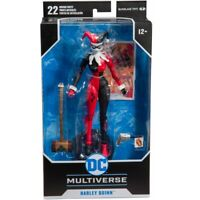 DC Multiverse - Harley Quinn - 7 Inch Action Figure Suicide Squad McFarlane Toys