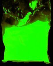 Glow In The Dark Powder Pigment Premium Green Strontium Aluminate 100g