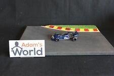 BBR Tyrrell Ford 002 1971 1:43 #11 Jacky Stewart (GBR) Canadian GP (KL)