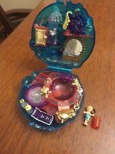 Vintage Polly Pocket Bubbly Bath Bubble Spa - Bluebird Toys (1996)