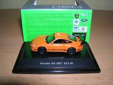 Welly Porsche 911 (997) GT3 RS orange Metall, 1:87 H0