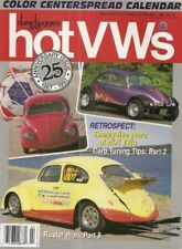 DUNE BUGGIES & HOT VW'S 1992 FEB - COOL 52s, 25 ANNIVERSARY, DUAL CARB TUNING