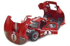 Shelby Collectibles 1967 Ford GT40 MK IV Leman 1/18 Scale Diecast Model 423RD