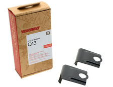 Yakima Q13 Q Tower Clips w/ A Pads & Vinyl Pads #00613 2 clips Q 13 NEW in box